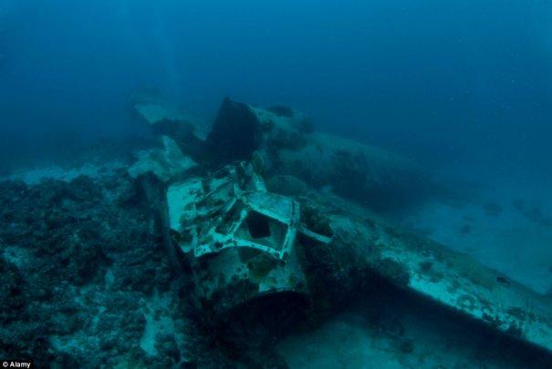 Подводное кладбище кораблей - №6