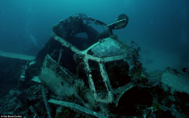 Подводное кладбище кораблей - №8