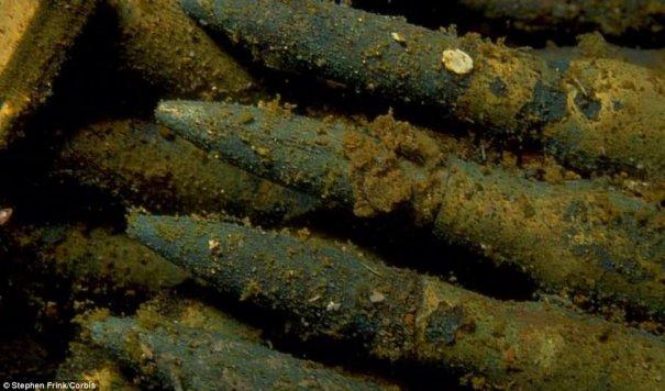 Подводное кладбище кораблей - №9