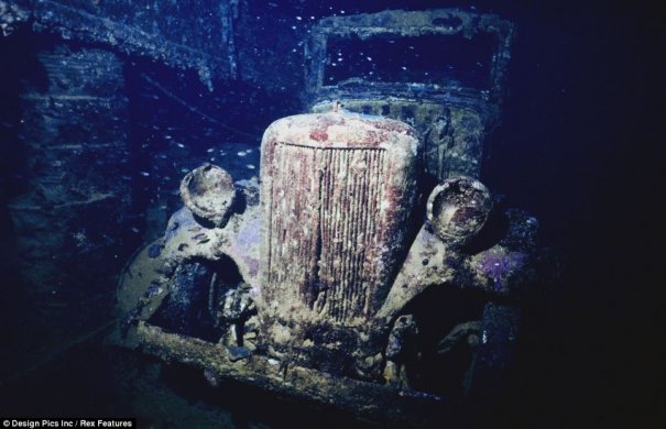 Подводное кладбище кораблей - №10