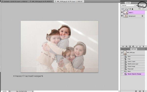 Фотомонтаж лица: как заменить неудачную гримасу красивой улыбкой - №3