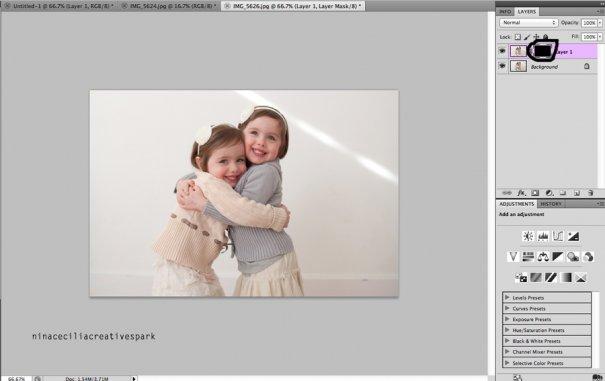 Фотомонтаж лица: как заменить неудачную гримасу красивой улыбкой - №6