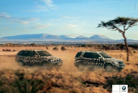 Рекламные фото креативной войны брендов - №22