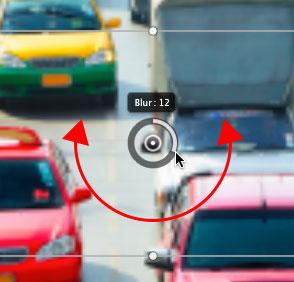 Урок Фотошопа. Качественная имитация Tilt-Shift эффекта - №8