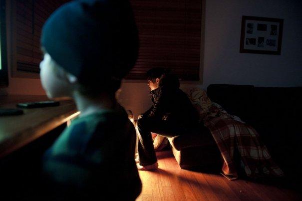 Репортаж о неблагополучных семьях и молодых мамах - №5