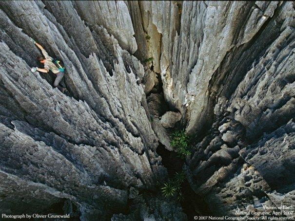 Загадочный каменный лес на острове Мадагаскар - №10