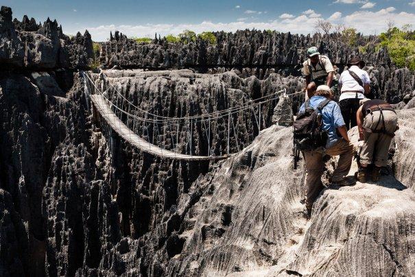Загадочный каменный лес на острове Мадагаскар - №12