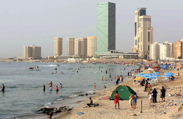 Новости в фотографиях - Ливия после революции - №1