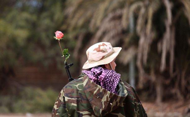 Новости в фотографиях - Ливия после революции - №3