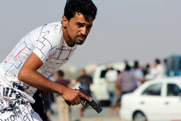 Новости в фотографиях - Ливия после революции - №5