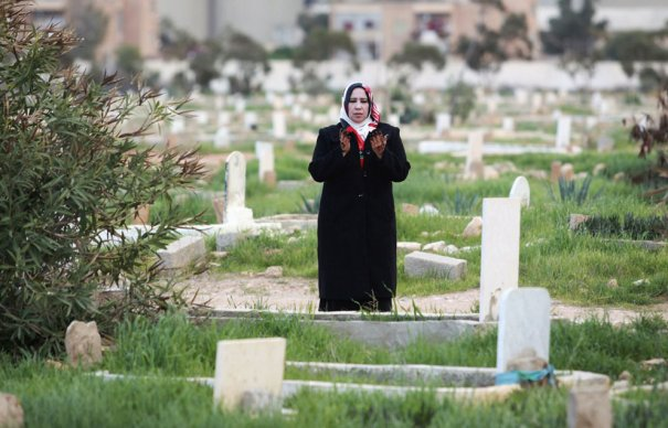 Новости в фотографиях - Ливия после революции - №11