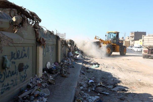 Новости в фотографиях - Ливия после революции - №12