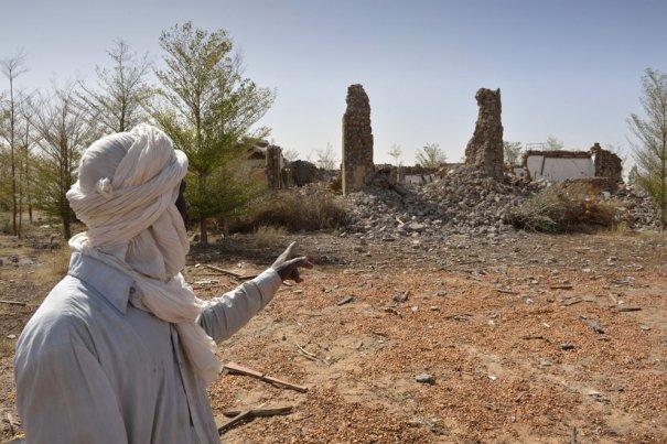 Новости в фотографиях - Ливия после революции - №13