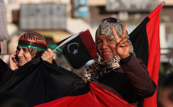 Новости в фотографиях - Ливия после революции - №15