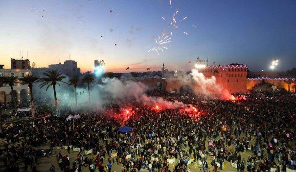 Новости в фотографиях - Ливия после революции - №17