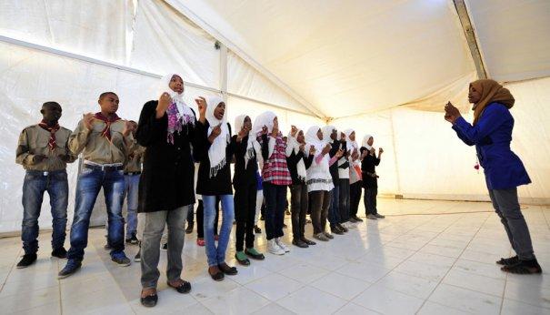 Новости в фотографиях - Ливия после революции - №23