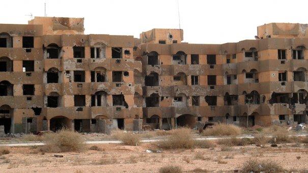 Новости в фотографиях - Ливия после революции - №24