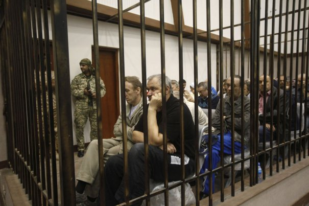 Новости в фотографиях - Ливия после революции - №25