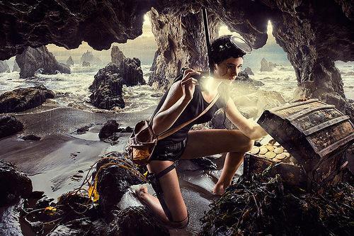 Мастер красочной фото истории Дэйв Хилл - №8