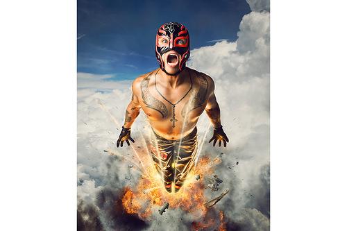 Мастер красочной фото истории Дэйв Хилл - №37