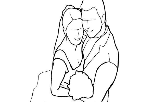 Урок фотографии. 21 идея для свадебной фотосессии - №7
