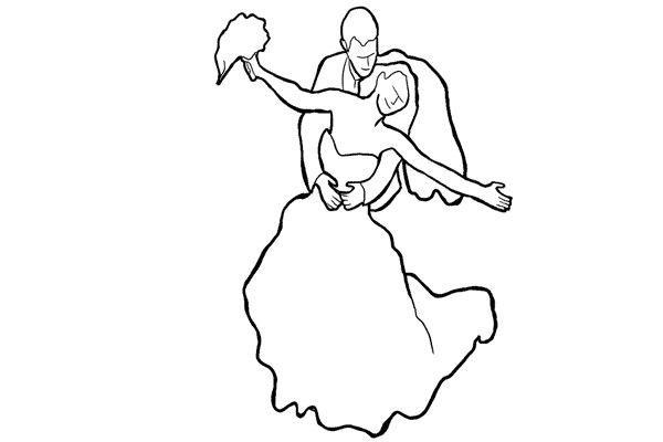 Урок фотографии. 21 идея для свадебной фотосессии - №13