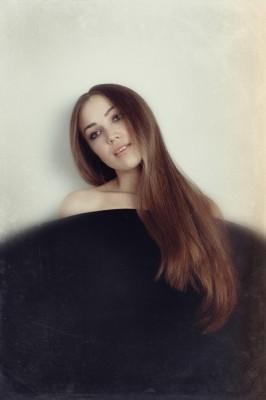 портретные фотографии девушек
