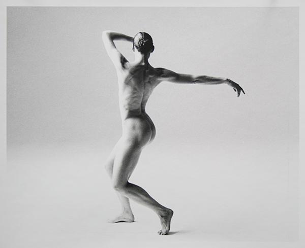 Серия Ню. Танец