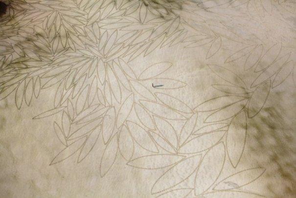 Фотографии рисунков на песке - №6