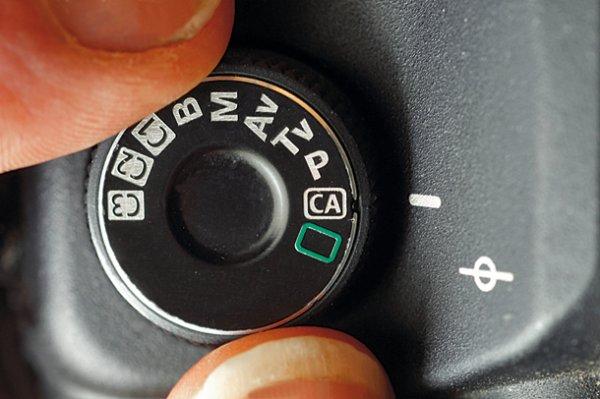 Новый фотоаппарат