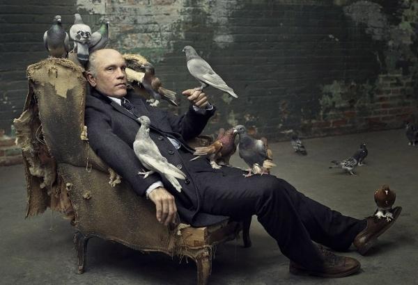 Душевные и негламурные портреты знаменитых людей - №1