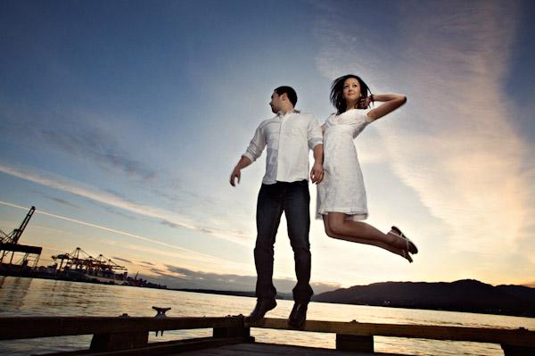 Свадебные фотографы - романтичная пара Камилла и Чедвик Бэнслер - №3