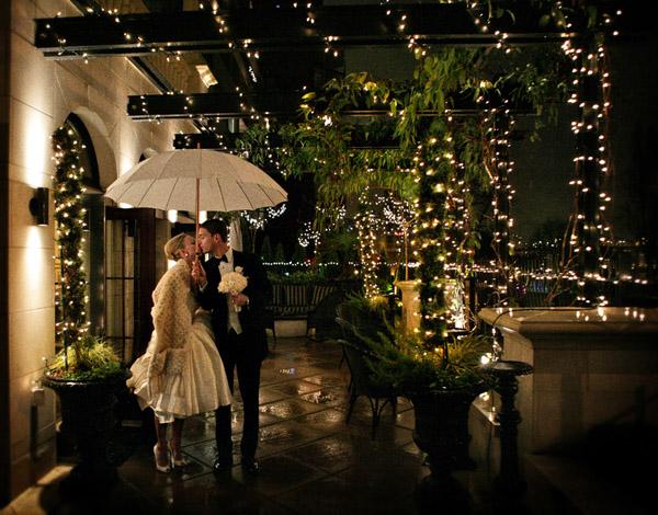 Свадебные фотографы - романтичная пара Камилла и Чедвик Бэнслер - №5