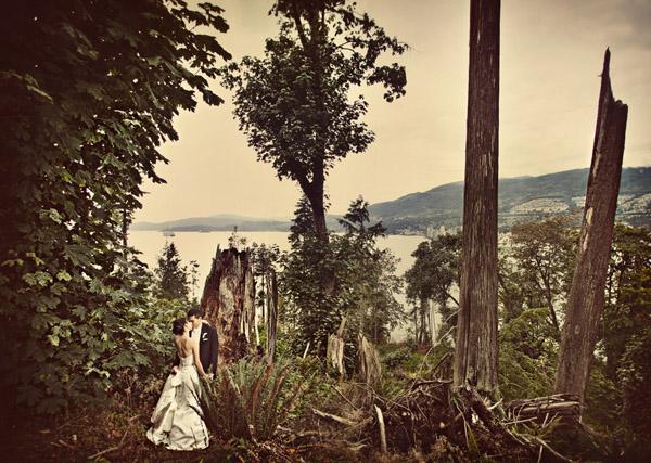 Свадебные фотографы - романтичная пара Камилла и Чедвик Бэнслер - №8