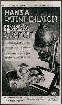 Развитие фотографии. История компании Canon - №7