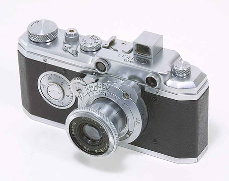 Развитие фотографии. История компании Canon - №8