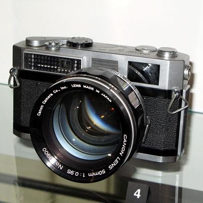Развитие фотографии. История компании Canon - №13