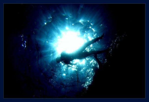 Примеры красивых подводных фото - №15