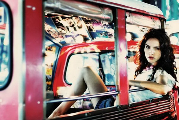 Российское модное фото от Юрия Кольцова - №1