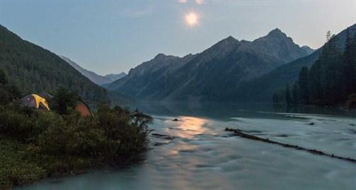 Фото-тур к подножью Белухи «Золотые горы в объективе» - №3