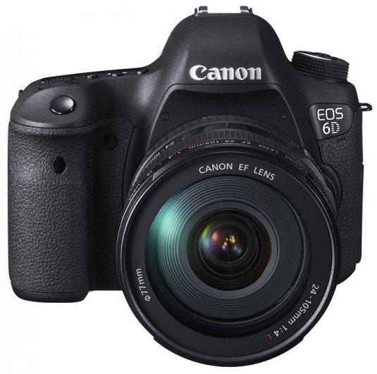 цифровые зеркальные фотоаппараты