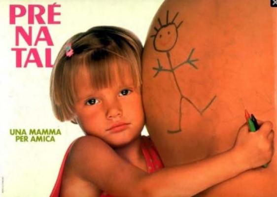 Оливьеро Тоскани - социальный подтекст рекламного фото - №11
