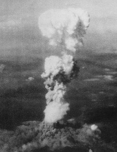 Новости в фотографиях - страшные кадры в память о Хиросиме - №8