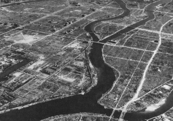 Новости в фотографиях - страшные кадры в память о Хиросиме - №20