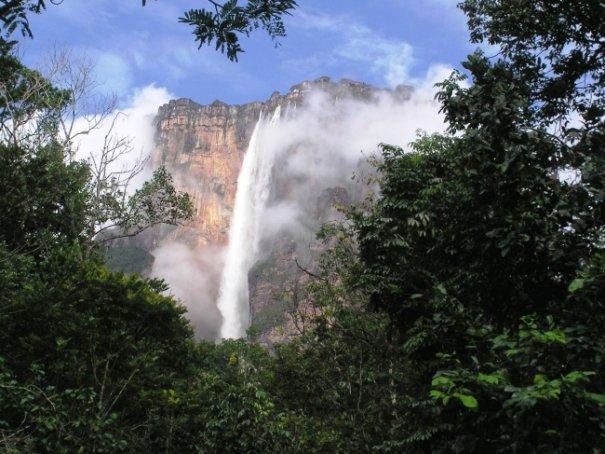 Самые головокружительные водопады мира - №2