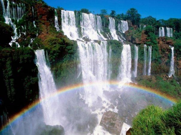 Самые головокружительные водопады мира - №3