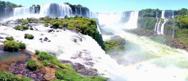 Самые головокружительные водопады мира - №4