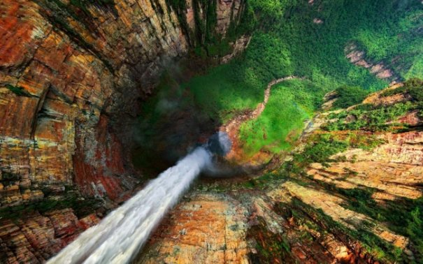 Самые головокружительные водопады мира - №7