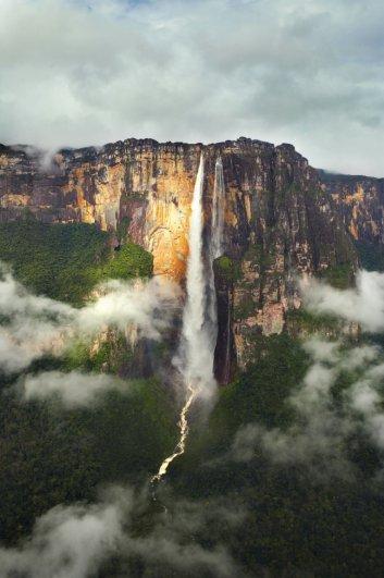 Самые головокружительные водопады мира - №8
