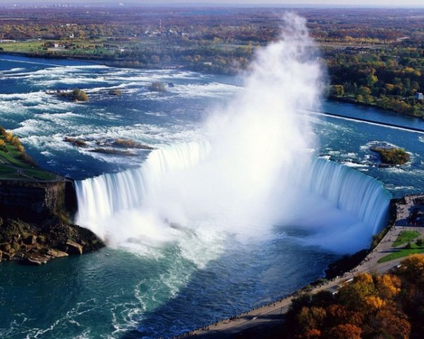 Самые головокружительные водопады мира - №11